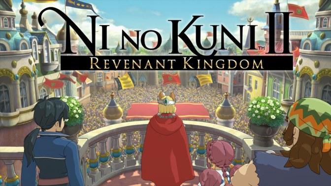 """NI NO KUNI II – """"Verändere die Welt"""" gamescom Trailer veröffentlicht"""