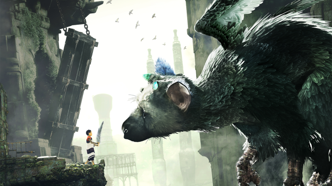 [ TEST ] THE LAST GUARDIAN