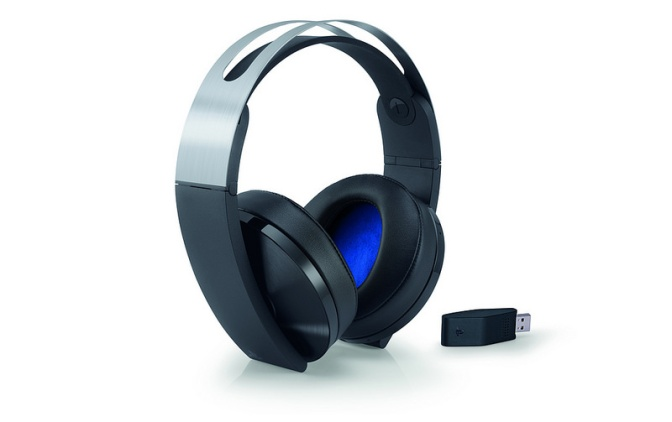 PS4 WIRELESS HEADSET – Platin Edition erscheint Januar