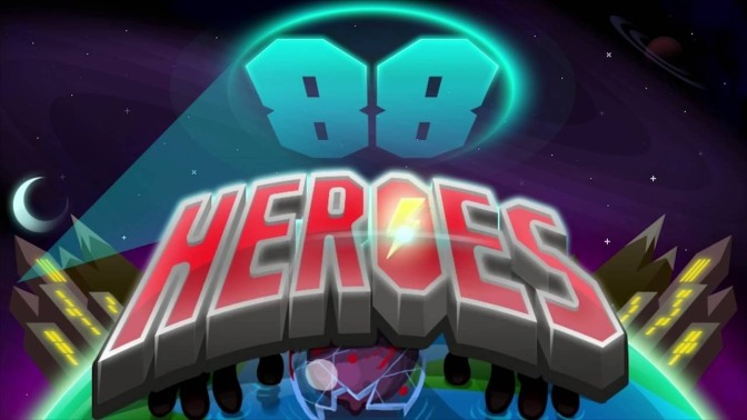 88 HEROES – Kann ab sofort gespielt werden !
