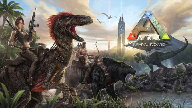[ TEST ] ARK: SURVIVAL EVOLVED