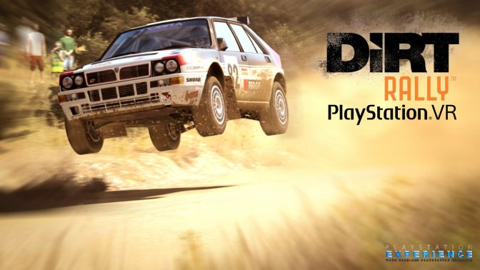 [ VR TEST ] DIRT RALLY VR