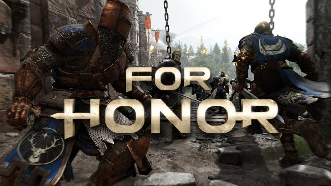 FOR HONOR – neuer 360 Grad Battle Trailer