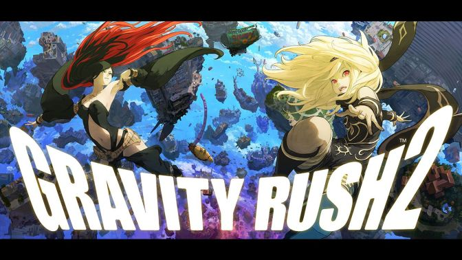 [ TEST ] GRAVITY RUSH 2