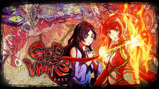 GOD WARS FUTURE PAST – Ab sofort für PS4 und PS Vita
