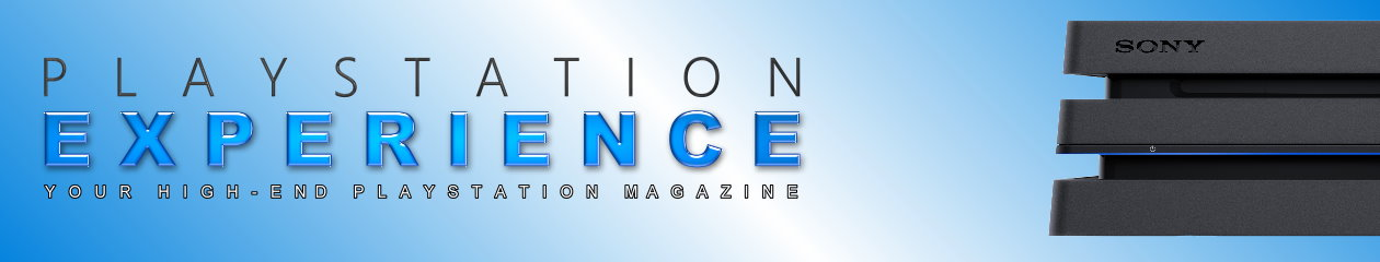Playstation Experience – Your High-End PlayStation Magazine