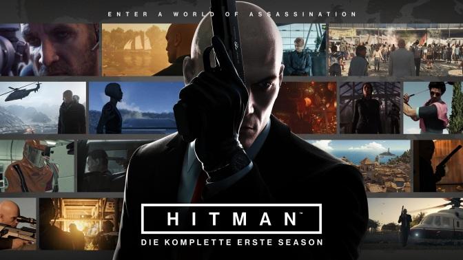 HITMAN – ab sofort auf Disc erhältlich