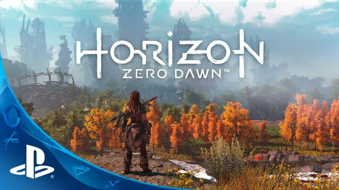HORIZON ZERO DAWN – Cinematic Trailer ist online