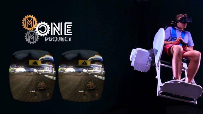 MMone Project – VR Erlebnis für Mutige !