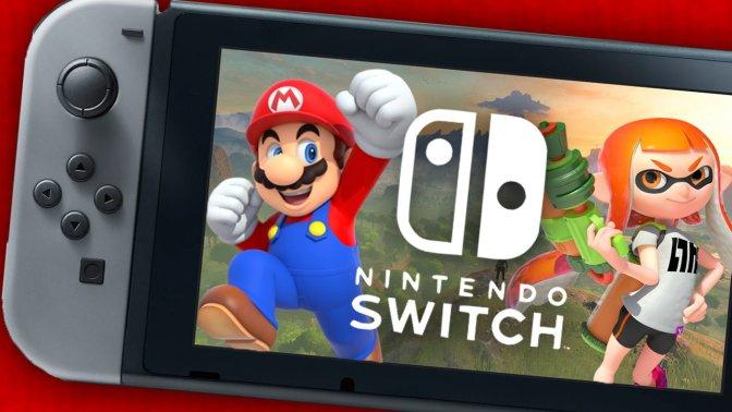NINTENDO SWITCH – wie Mario & Co. ins Alteisen geworfen werden ?!