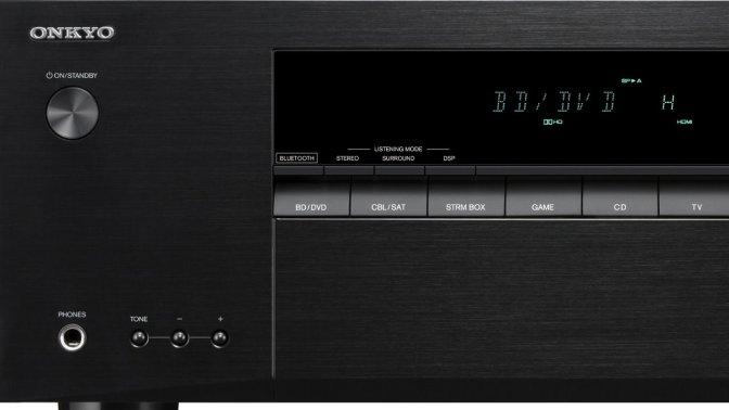ONKYO – bringt 4K/ HDR Receiver passend für die PS4 Pro