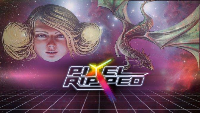 PIXEL RIPPED – Erscheint für Playstation VR !