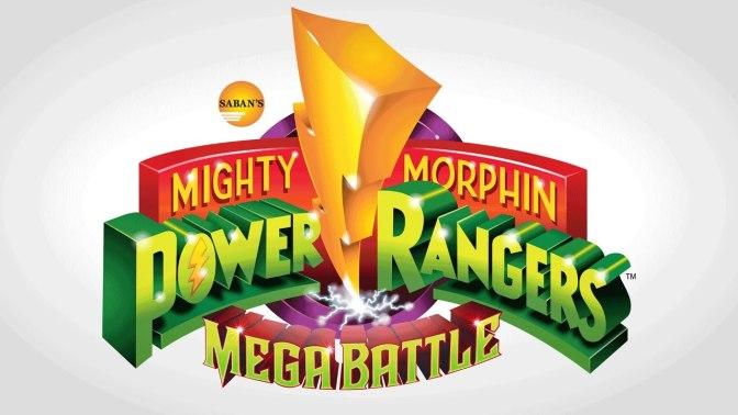 Saban`s Mighty Morphin Power Rangers: Mega Battle – Ab sofort im U.S. Store erhältlich