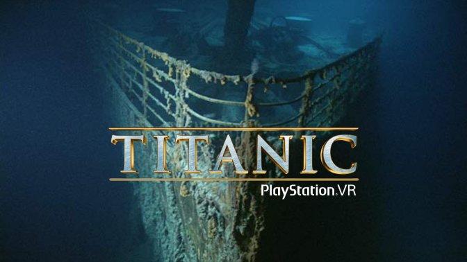 TITANIC VR – Entwicklung schreitet voran