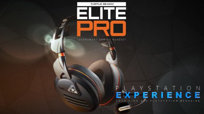 [ TEST ] Turtle Beach ELITE PRO TOURNAMENT HEADSET