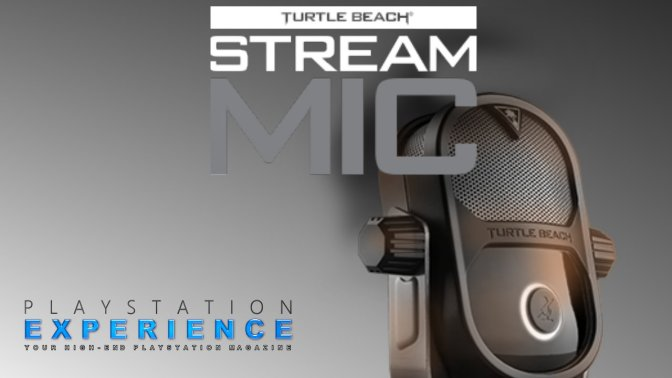 [ TEST ] TURTLE BEACH EAR FORCE Stream Mic