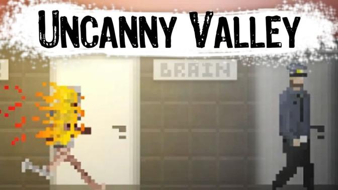 UNCANNY VALLEY – Demnächst für PS4 und Vita