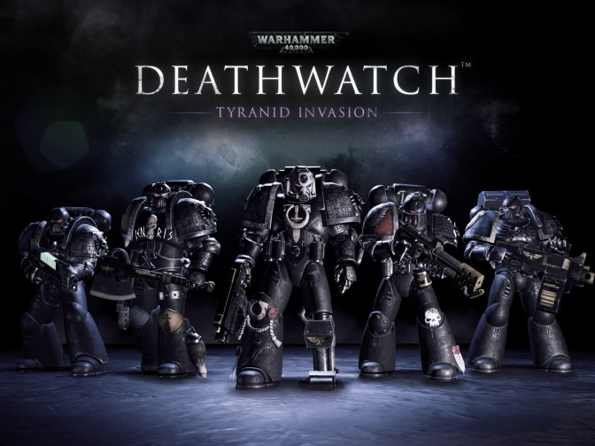 [ TEST ] WARHAMMER 40.000 DEATHWATCH