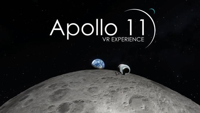 APOLLO 11 VR – Erscheint bald !