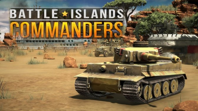 BATTLE ISLANDS COMMANDERS – ab sofort erhältlich