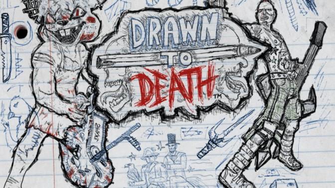 DRAWN TO DEATH – Releasedatum enthüllt