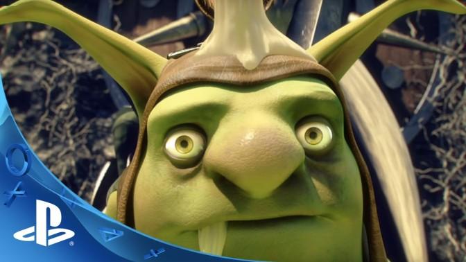 DUNGEONS 3 – Erscheint dieses Jahr auf PS4 !