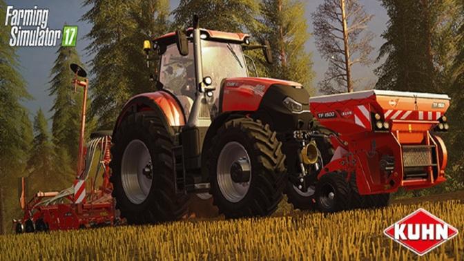 FARMING SIMULATOR 17 – KUHN Pack v1.1.0.0 ist nun live