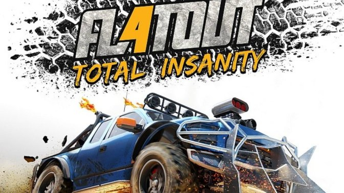 [ TEST ]  FLATOUT 4: TOTAL INSANITY
