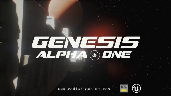 GENESIS ALPHA ONE – TEAM 17 kündigt neues Spiel an