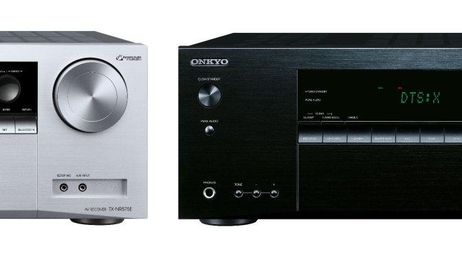 ONKYO – zwei neue 4K/ HDR 3D-Audio Receiver kommen im März