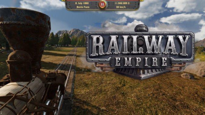 RAILWAY EMPIRE – umfangreiches Gameplay erschienen