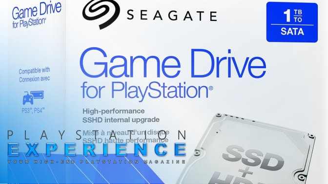 [ TEST ] SEAGATE Game Drive 1TB