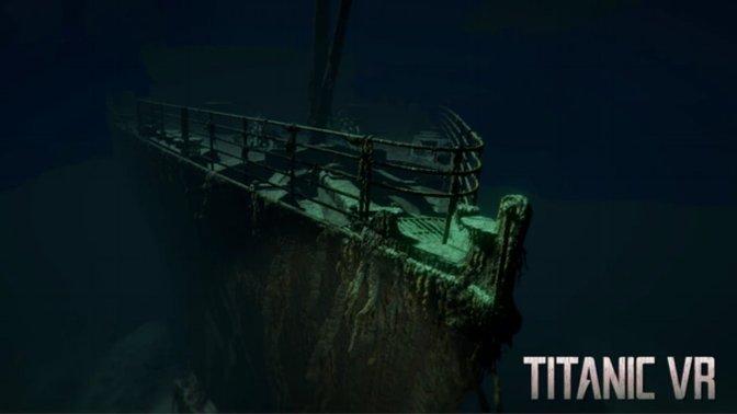 TITANIC VR – Kickstarterprojekt erfolgreich
