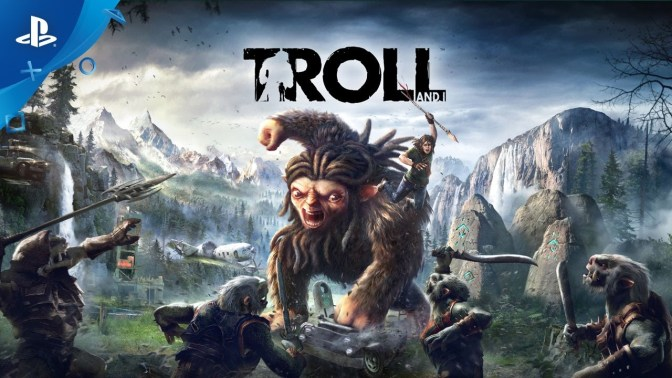TROLL AND I – Video zeigt die Features