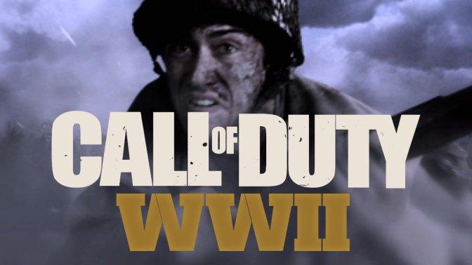 CALL OF DUTY – Gerüchte um WWII Shooter bewahrheiten sich