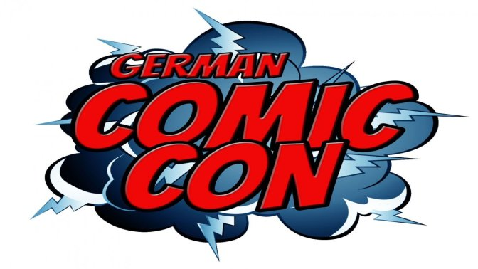 GERMAN COMIC CON – Auch in München zu Gast !