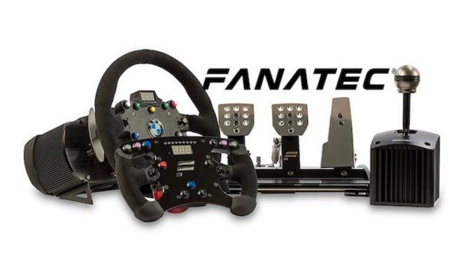 FANATEC – bringt lizensiertes PS4 Lenkrad