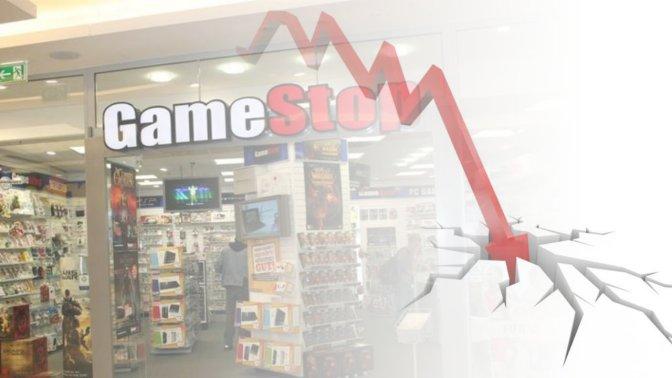 GAMESTOP – Umsatzverlust führt zu  hunderten Filialschließungen