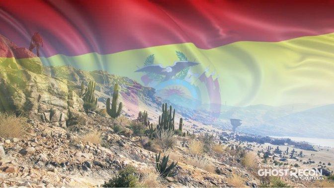 GHOST RECON WILDLANDS – bolivianische Regierung verärgert