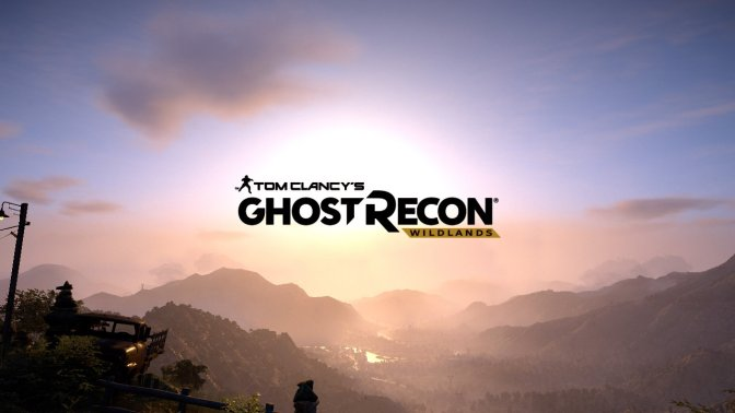[ TEST ] GHOST RECON WILDLANDS