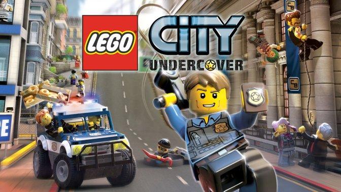 LEGO CITY Undercover – ab sofort erhältlich