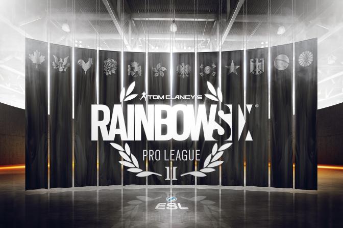 RAINBOW SIX SIEGE – Ubisoft & ESL kündigten Year 2 Pro League an