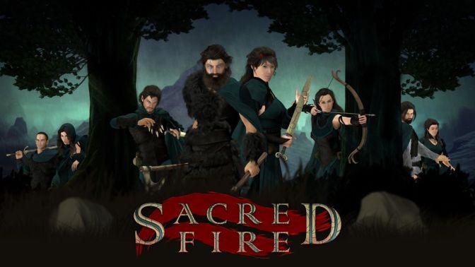 SACRED FIRE – 2 neue Trailer zum RPG veröffentlicht