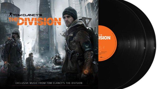THE DIVISION – Vinyl kann ab sofort bei ThinkGeek bestellt werden