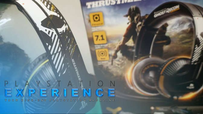 "[ TEST ] THRUSTMASTER Y350P 7.1 ""Ghost Recon Wildlands"""