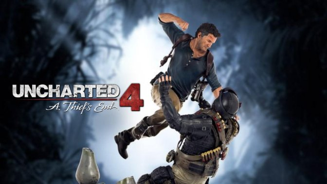 UNCHARTED 4 – Naughty Dog bringt neue Actionfigur