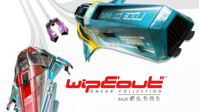 [ TEST ] WIPEOUT OMEGA COLLECTION