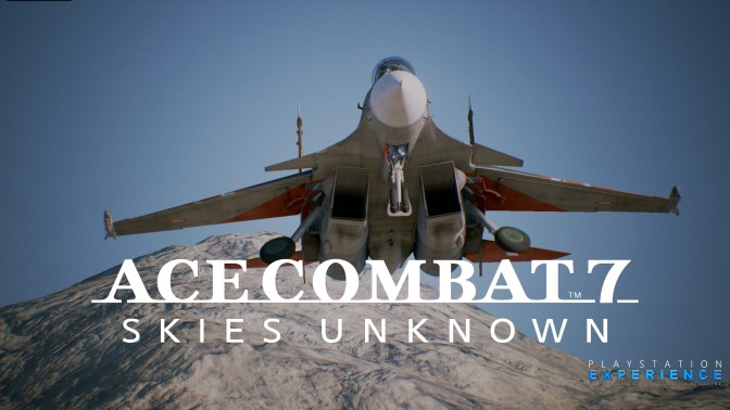 ACE COMBAT 7: SKIES UNKNOWN – Gameplay-Video zeigt weitere Eindrücke