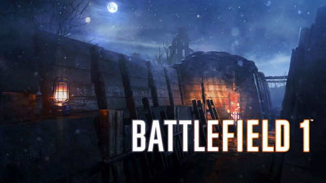 "BATTLEFIELD 1 – Patch 1.10 ""Neville-Nights"" erschienen"