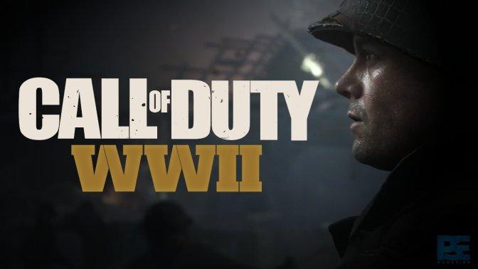 CALL OF DUTY: WWII – zurück zu den Wurzeln im großen Stil